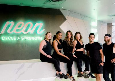 The Neon Team